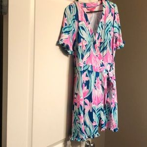 Lilly Pulitzer Liddy Romper